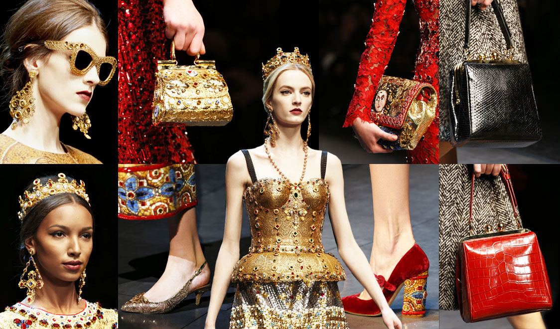 Fall-Winter-2014-accessory-trends-from-Dolce-and-Gabbana-Mosaic-Collection-new