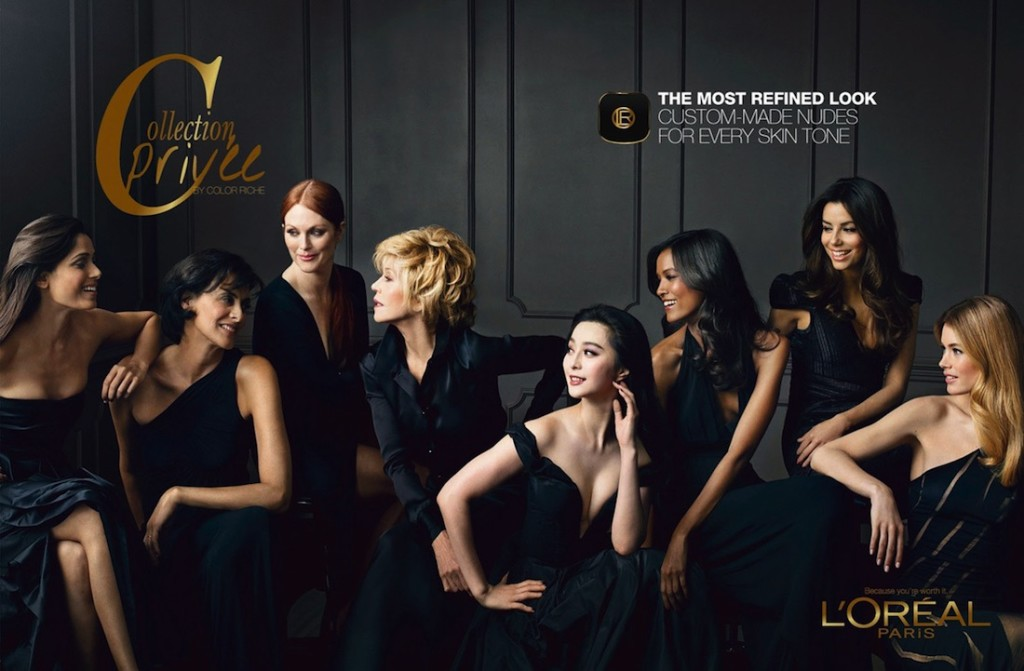 Loreal-Cannes-Girls