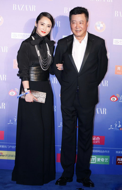 2014BAZAAR Star Charity Night-Tuong can can