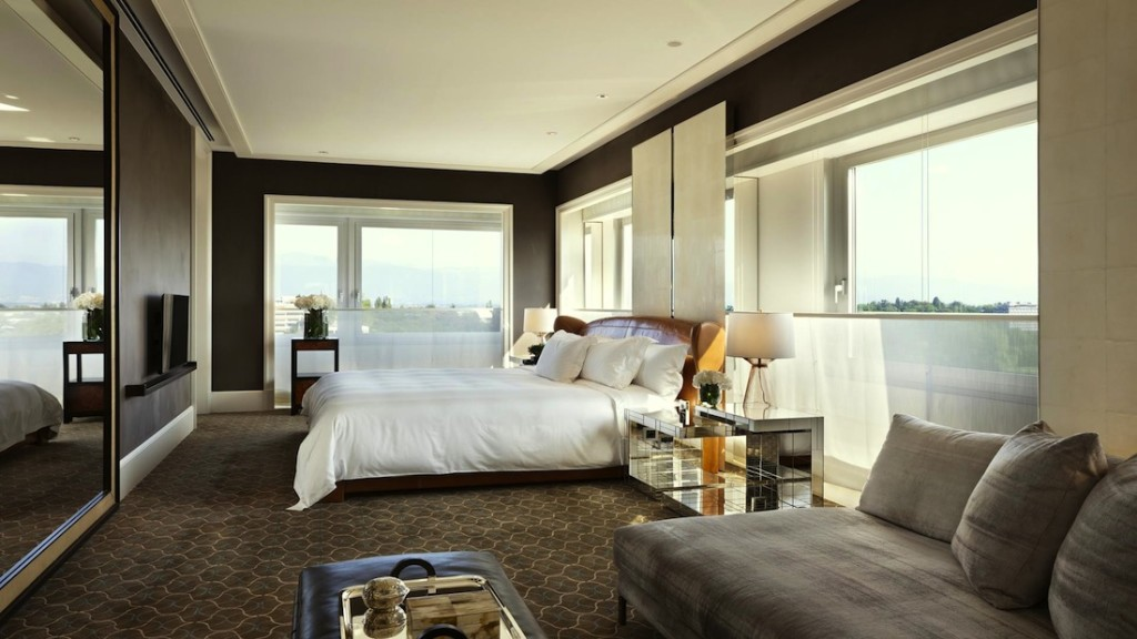 Residence at Hotel InterContinental Geneve2