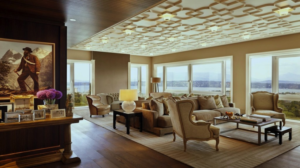 Residence at Hotel InterContinental Geneve3