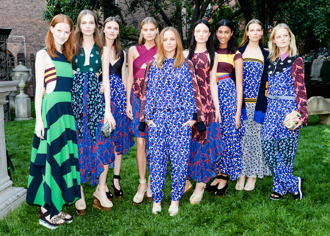 STELLA MCCARTNEY Spring 2015 Presentation