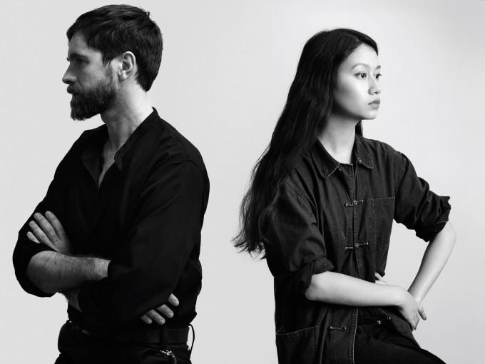 Christophe-Lemaire-and-Sarah-Linh-for-Bon-Magazine