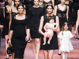 Dolce & Gabbana Thu Đông 2015 RTW