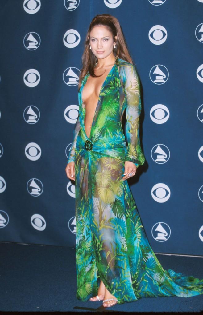 Jennifer Lopez-versace