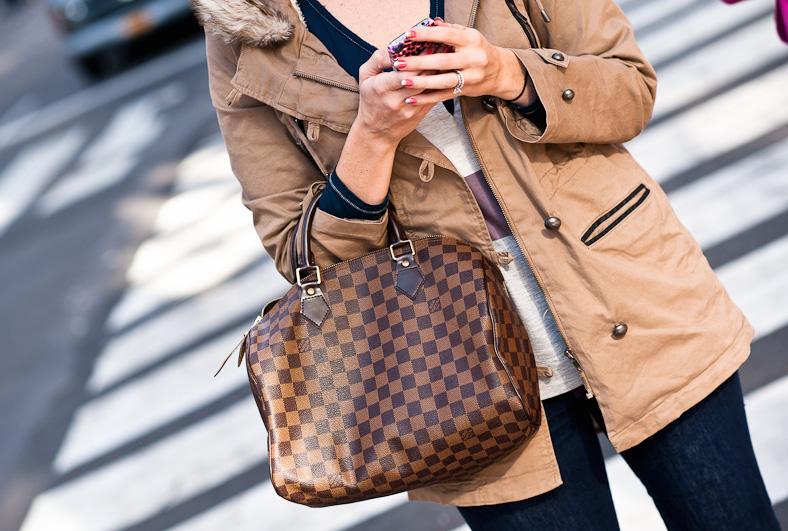 Một trong những mẫu túi được làm giả phổ biến của Louis Vuitton