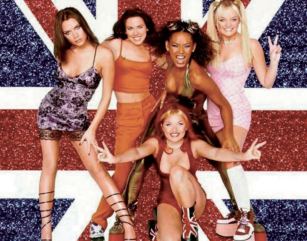 Nhóm nhạc Spice Girls