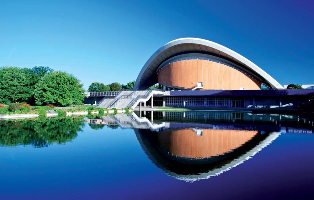 House of world cultures, một trong những Trung tâm Văn hóa Nghệ thuật Thế giới ở Berlin