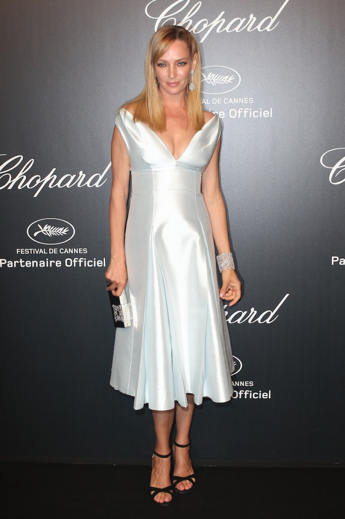 Celebrity Party - The 68th Annual Cannes Film Festival