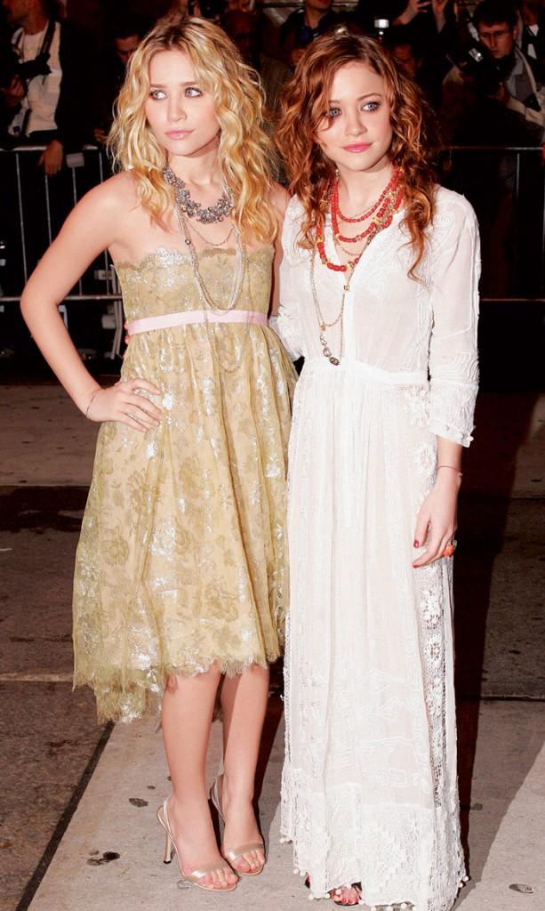 Cặp song sinh nhà Olsen là hình mẫu cho phong cách boho