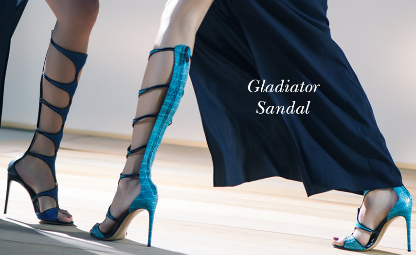 Casadei Spring Summer 2015 Gladiator Collection 8