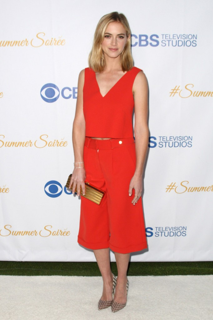 CBS Television Studios 3rd Annual Summer Soiree Party
