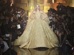 Elie Saab Thu Đông 2015 Couture