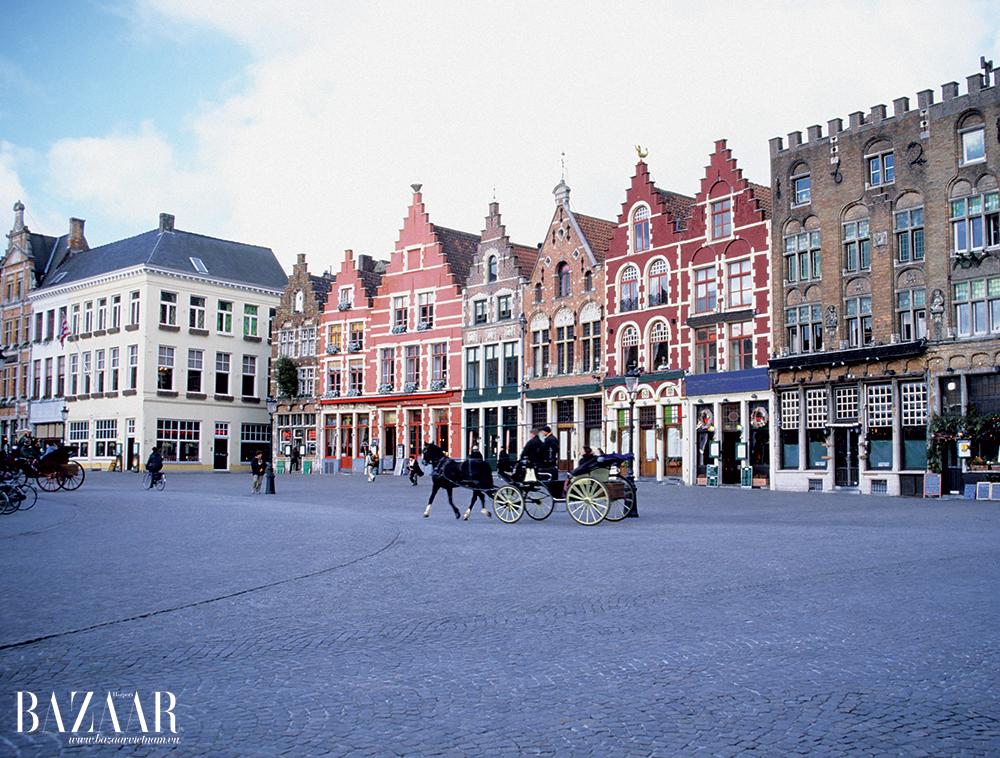 Kiến trúc tuyệt đẹp của các tòa nhà tại quảng trường Market