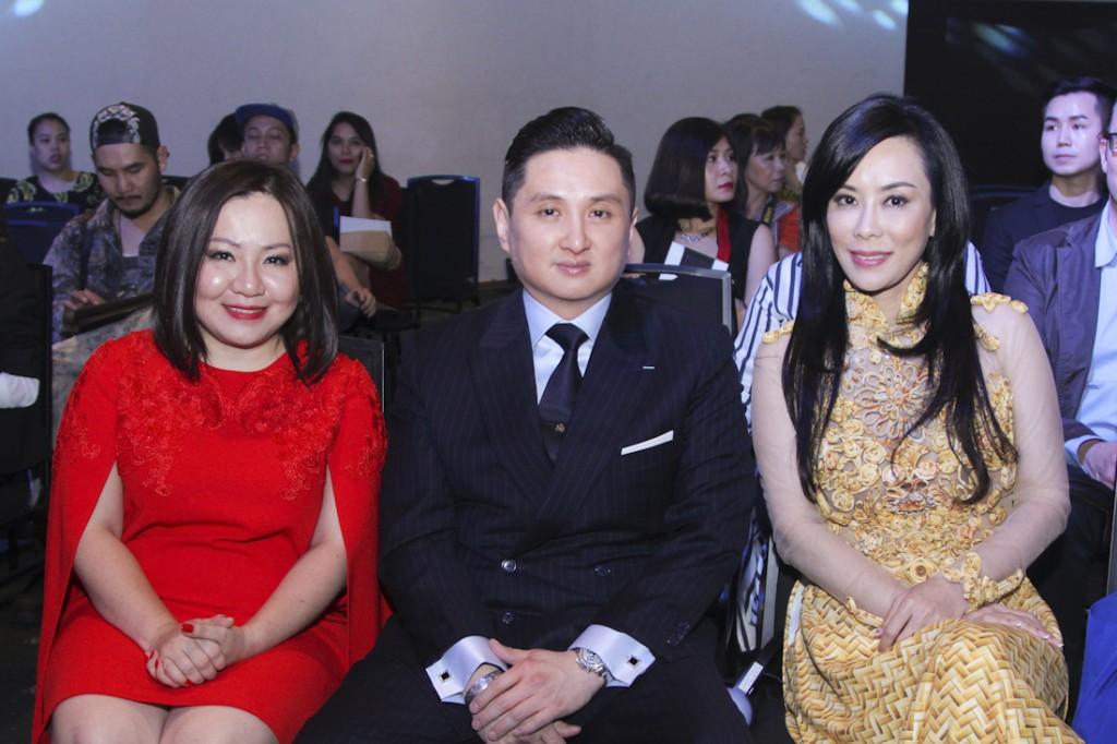 Bà Lê Thị Quỳnh Trang – Tổng Giám đốc công ty Multimedia JSC, đồng thời là người sáng lập và là Chủ tịch của Tuần lễ thời trang quốc tế Việt Nam – Vietnam International Fashion Week, Tiến sỹ Frank Cintamani – người sáng lập FIDé Fashion Week, đồng thời là Chủ tịch Hiệp hội thời trang cao cấp châu Á (ACF) và bà Emily Hwang - Phó chủ tịch Hiệp hội thời trang cao cấp châu Á (ACF)