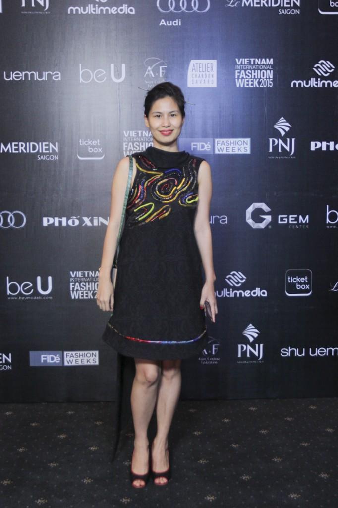 Nhà thiết kế Thủy Nguyễn