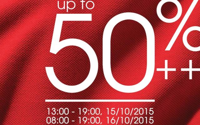1c2e9adf29 Lacoste tổ chức Private Sale ưu đãi đến 50% | Harper's Bazaar Việt Nam