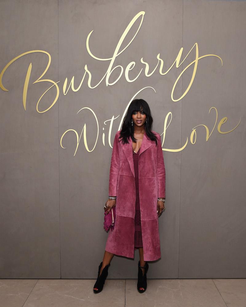 Burberry Festive Film Premiere - Arrivals