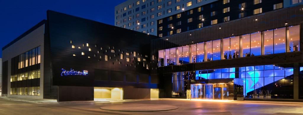Khách sạn Radisson Blu Mall of America ở Minnesota, Mỹ