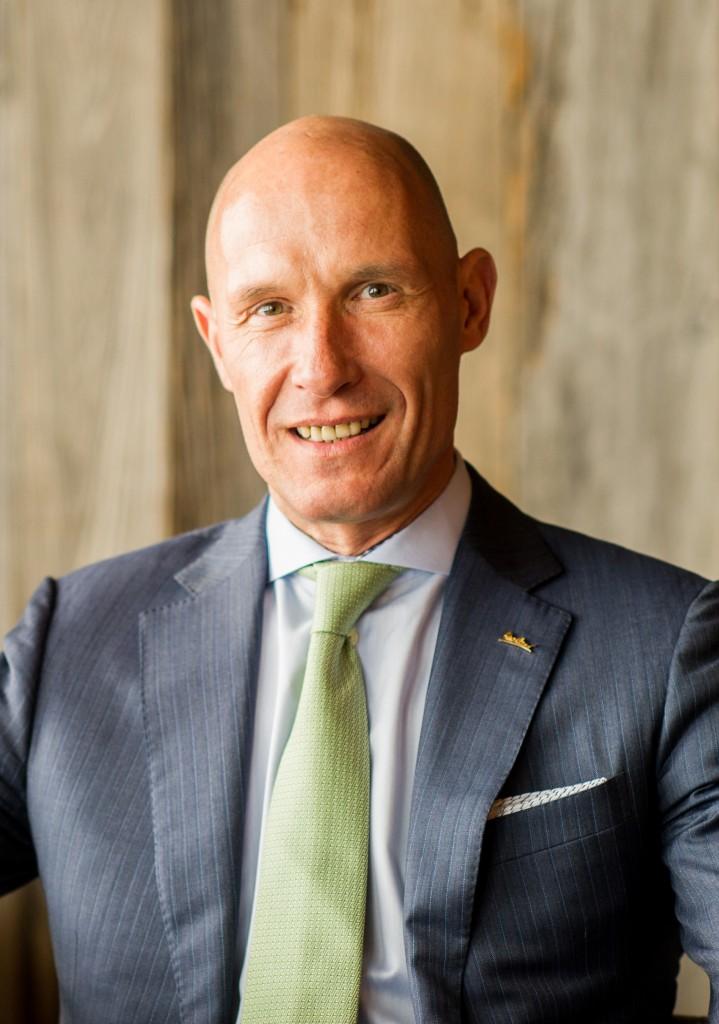 Ông Thorsten Kirschke, Chủ tịch tập đoàn Carlson Rezidor Hotel Group