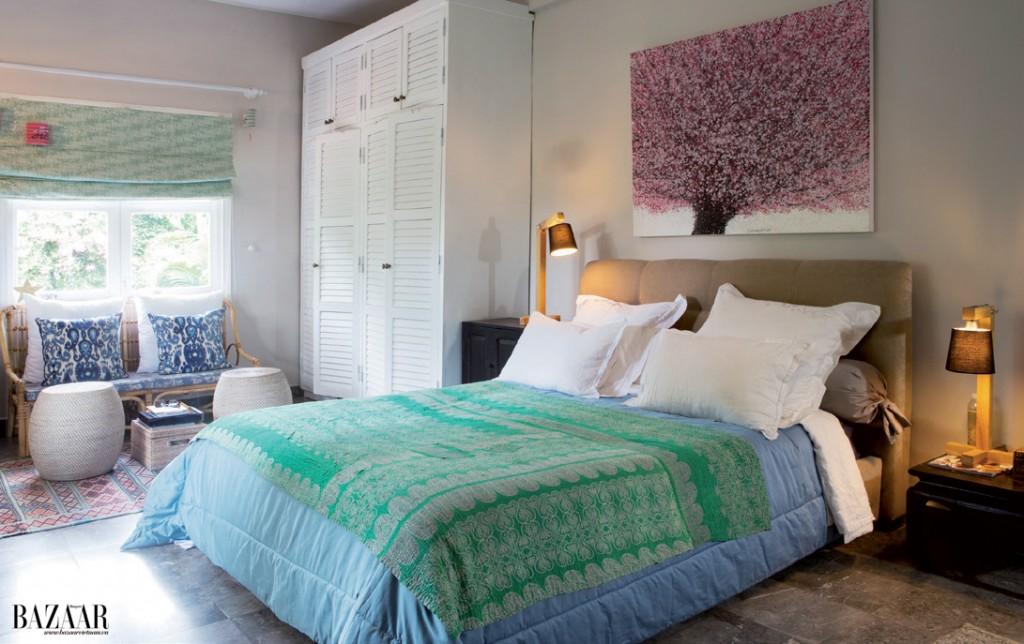 Phòng ngủ thiết kế trang nhã