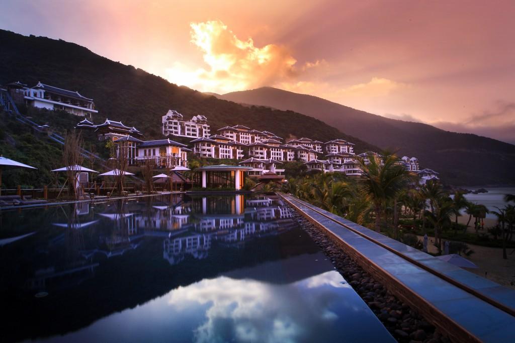 Khu nghỉ dưỡng sang trọng bậc nhất thế giới nằm ở Đà Nẵng