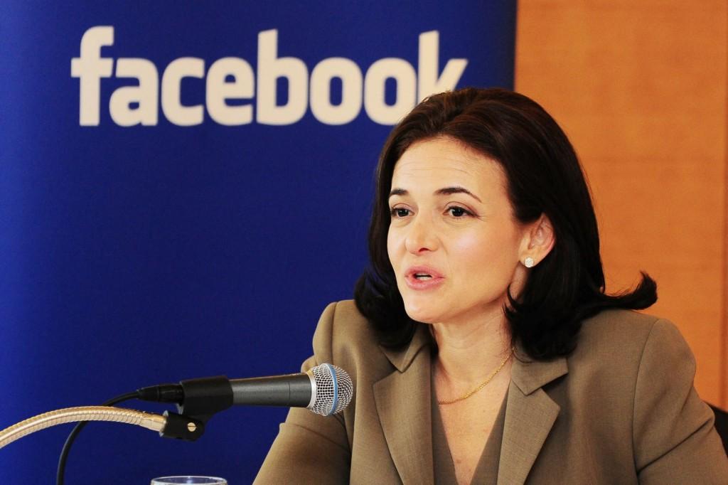 Sheryl Sandberg là một trong những người phụ nữ quyền lực nhất giới công nghệ