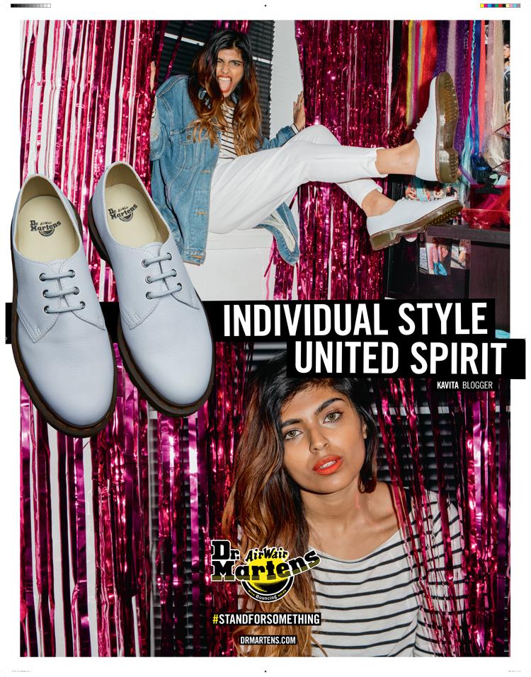 Phong cách trẻ trung riêng đầy cá tính với những mẫu giày, boots độc đáo từ Dr. Martens đến từ Anh Quốc.