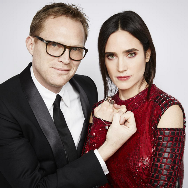 Paul Bettany và Jennifer Connelly