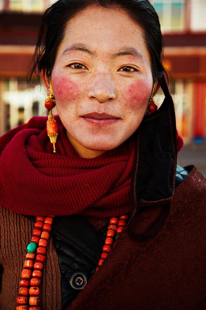 Tibetan Plateau, Trung Quốc