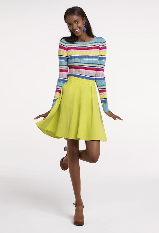 """Sự lựa chọn thời trang đậm chất """"Châu Âu"""" cho cả gia đình từ United Colors of Benetton của Ý."""