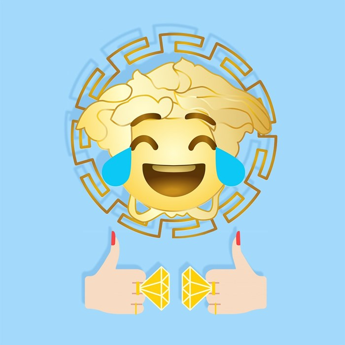 ung-dung-versace-emoji