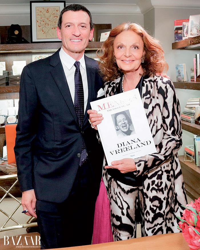 Trong quyển sách sắp ra mắt, cháu trai của Diana, ông Alexander Vreeland đã chia sẻ những suy nghĩ và hồi ức của ông về người bà đặc biệt của mình