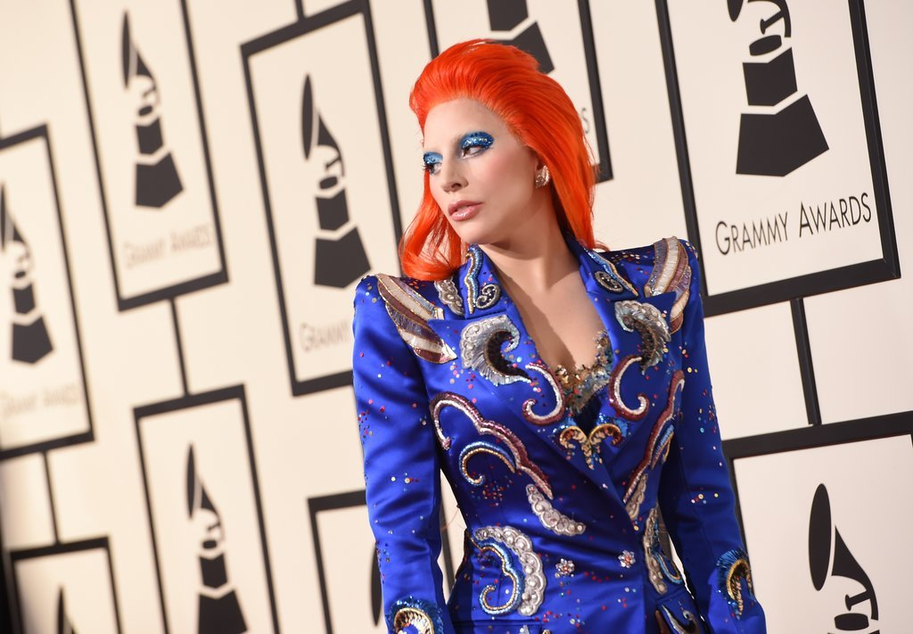 Lady-Gaga-David-Bowie-Outfit-Grammys-2016
