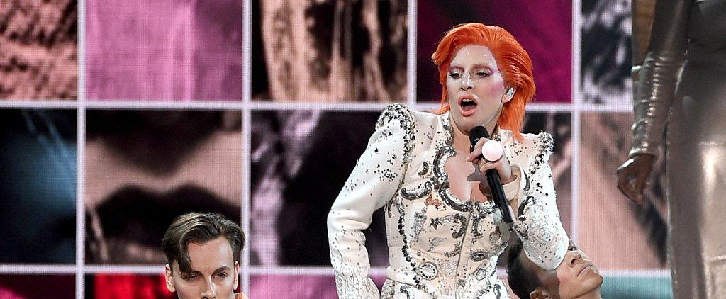 Lady-Gaga-Performing-David-Bowie-Fashion-Video