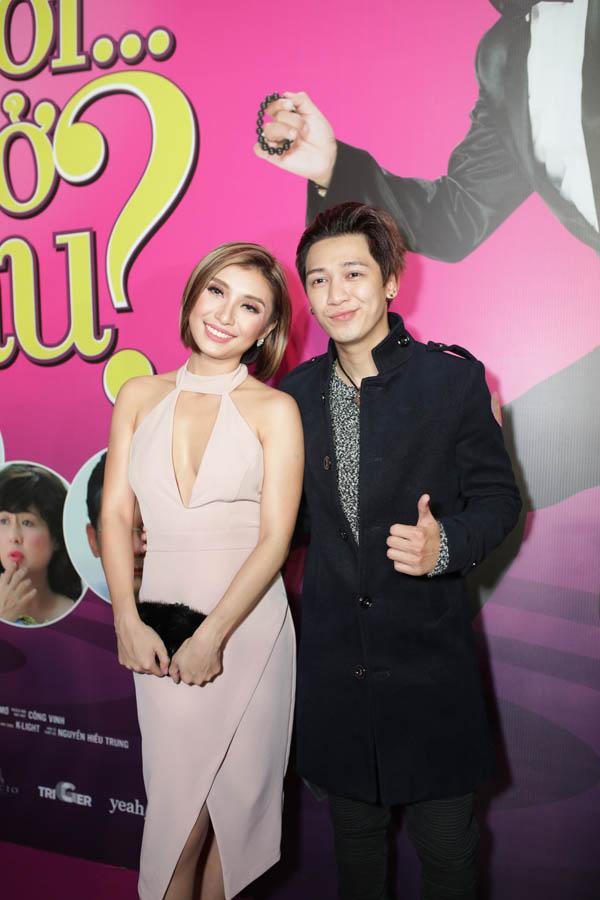 Ca sĩ Tiêu Châu Như Quỳnh và Tronie Ngô