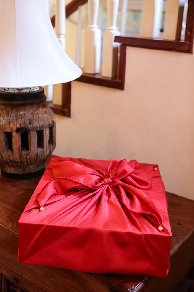 Món quà được gói kỹ càng để tặng cho bà Obama