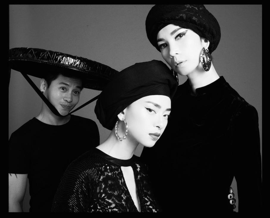 Nam Trung, Ngô Thanh Vân và Xuân Lan