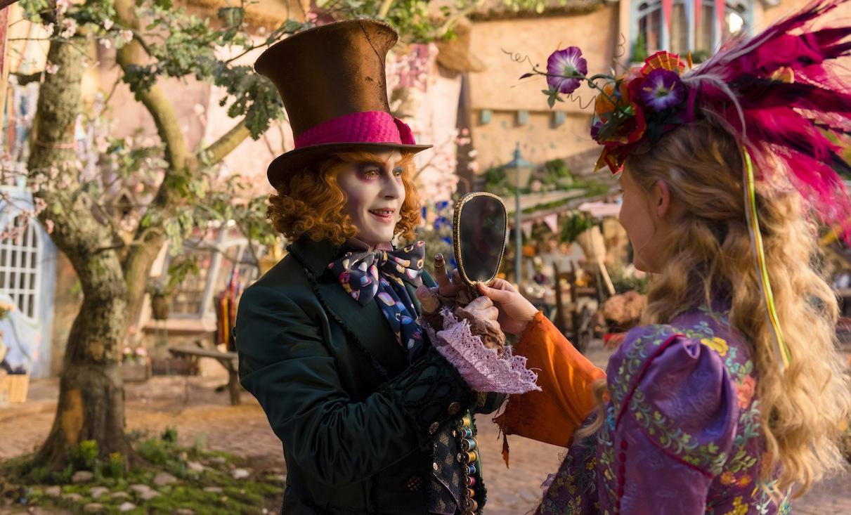 Alice và Mad Hatter