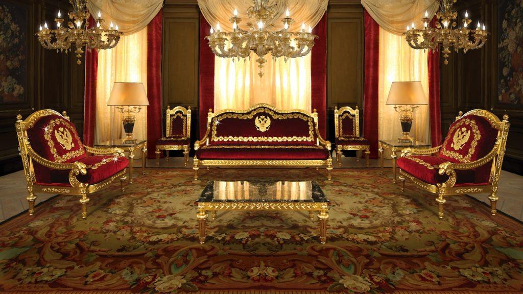 Bộ bàn ghế huyền thoại mang tên Kalamos