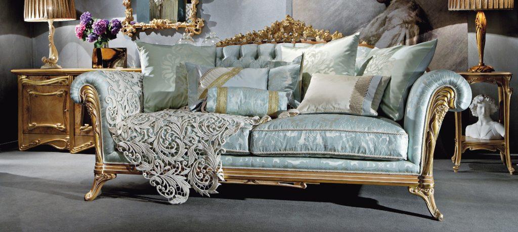 Chiếc ghế sofa tinh xảo của hãng Medea