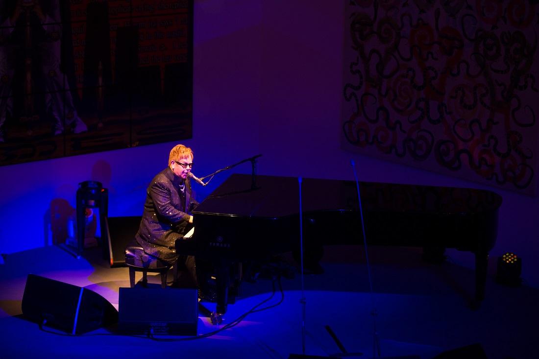Màn trình diễn của Sir Elton John