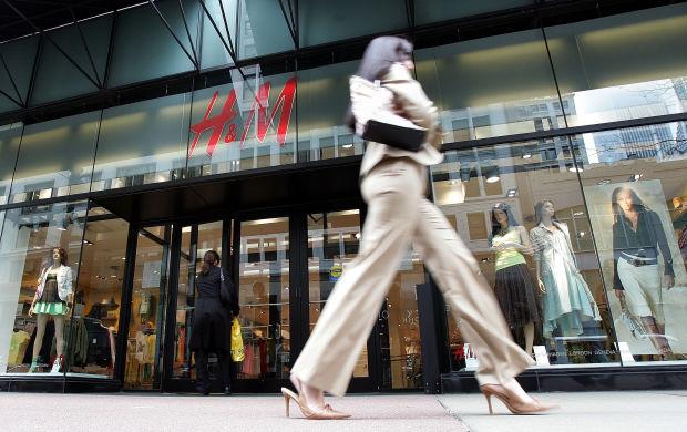 H&M, Zara, và Topshop là những cái tên lớn trong làng công nghiệp fast fashion