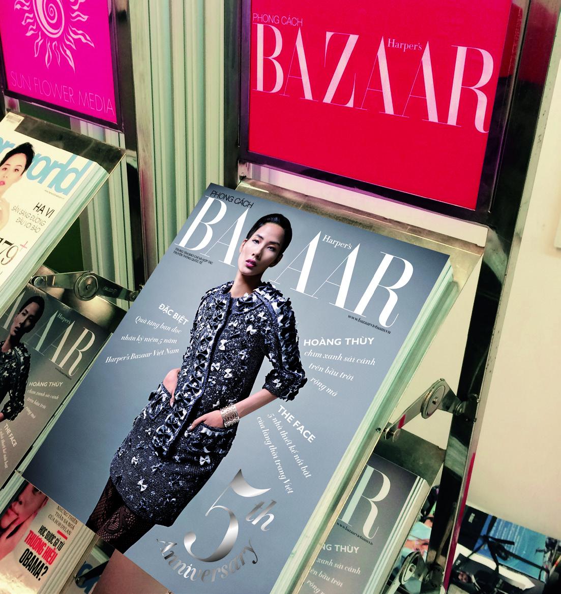 Harper's Bazaar – Đơn vị bảo trợ truyền thông chính của Fashion Colloquia