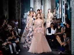 Elie Saab Thu Đông 2016 Couture