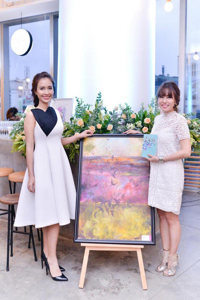 Ai Phương và Amanda Huỳnh