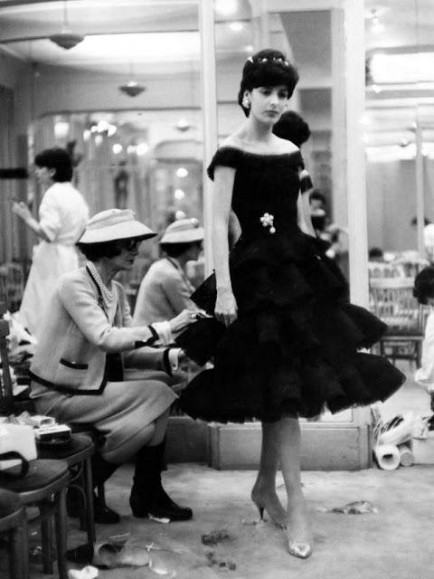 Coco Chanel by Douglas Kirkland, 1962 (26)