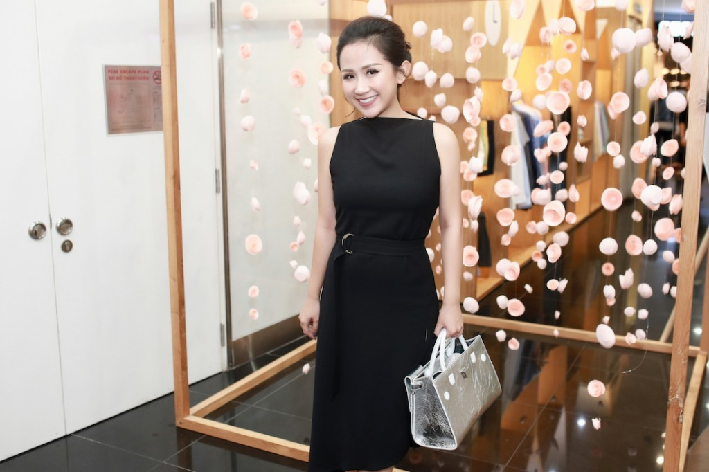 Fashionista Trâm Nguyễn