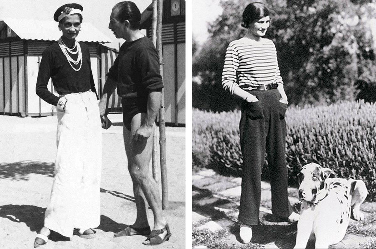 Mặc sang tuổi trung niên với 9 bí kíp phong cách thời trang của Chanel 2