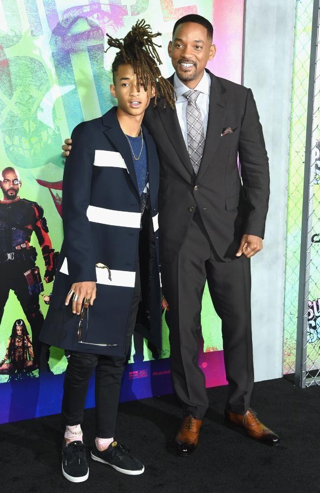 Will Smith cung con trai Jaden Smith